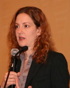 Sarah Granger - Speaker